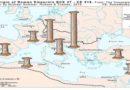 Umovanje nad kartom Rimskog carstva